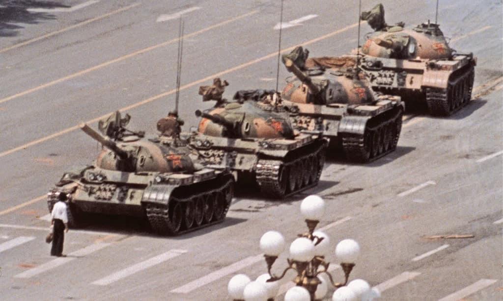Gerakan Prodemokrasi Tiananmen Square 1989